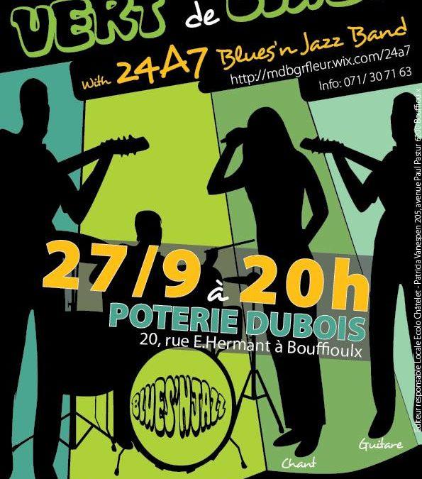 Concert Vert de Blues