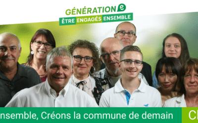 Pour un mieux vivre dans notre commune : Osons des projets ambitieux et novateurs!